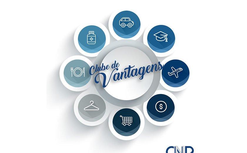 Clube de Vantagens com mais de 260 parcerias.