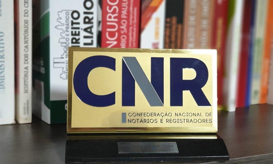 O Sindicato dos Notários e Registradores do Estado do Espírito Santo (Sinoreg-ES) foi um dos ganhadores do Prêmio Nacional Sindicato Destaque.