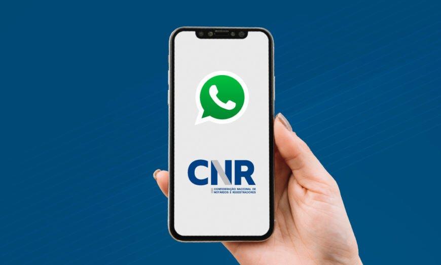 CNR cria grupo de whatsapp para divulgação de notícias do setor
